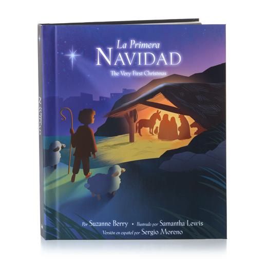 Spanish language recordable storybook from Hallmark