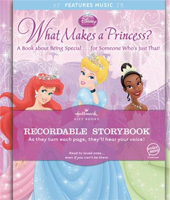 What Makes a Princess?